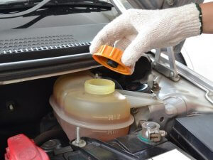 como limpar o sistema de refrigeração